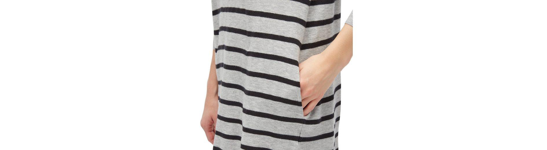 Tom Tailor Denim Strickkleid gestreiftes Kleid Aus Deutschland Günstig Online Sehr Billig Verkauf Online Günstig Kaufen Veröffentlichungstermine pEDIF