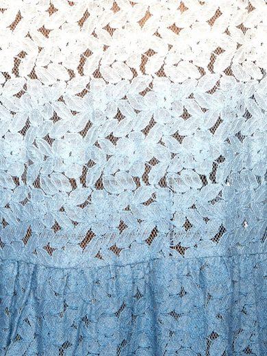 Linea Tesini By Heine Lace Blouse In Gradient