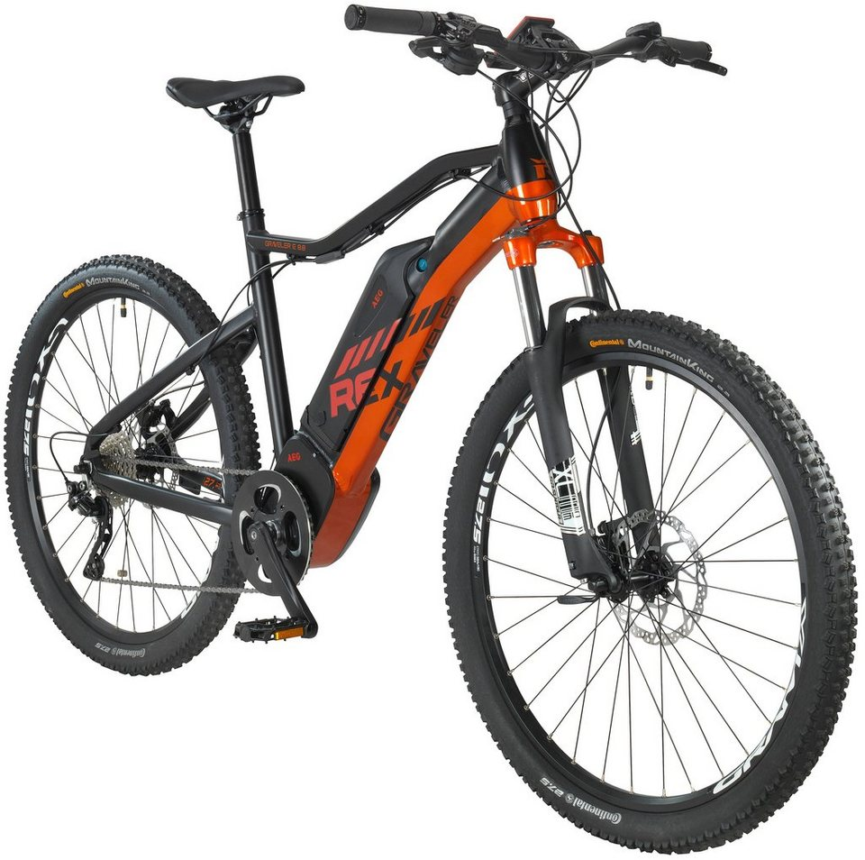 rex komplett set e bike mountainbike graveler e8 8 27. Black Bedroom Furniture Sets. Home Design Ideas