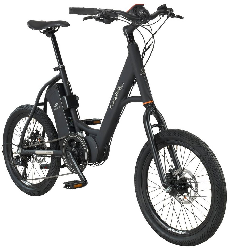 prophete e bike city navigator urban 20 zoll 8 gang aeg mittelmotor 374 wh online kaufen. Black Bedroom Furniture Sets. Home Design Ideas