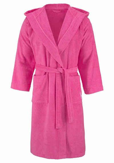 Bademantel in rosa & pink online kaufen   OTTO