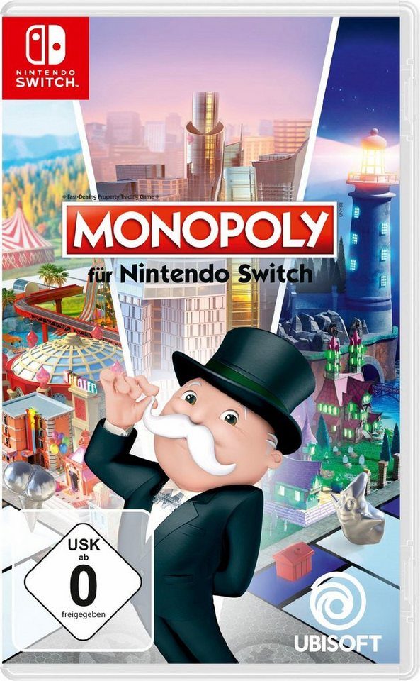 monopoly nintendo switch online kaufen otto. Black Bedroom Furniture Sets. Home Design Ideas