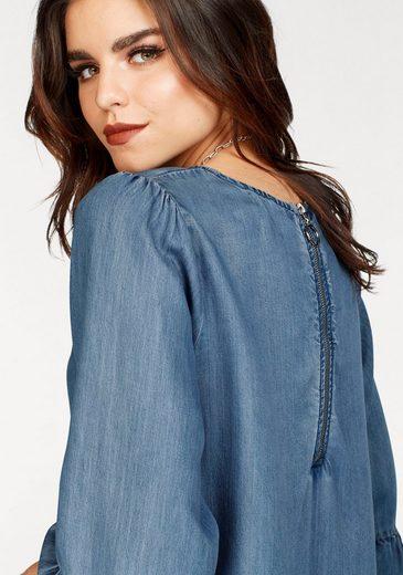 Vero Moda Jeansbluse LISSY