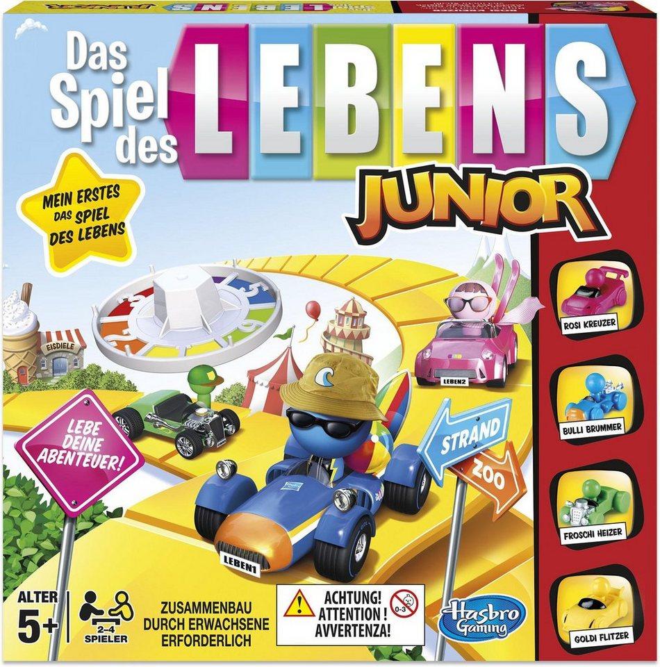 Image of Das Spiel des Lebens Junior