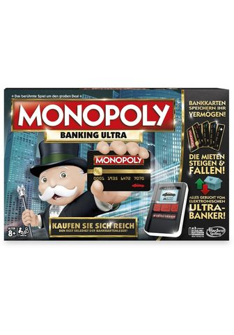 """Spiel """"Monopoly Banking Ultra&quo..."""