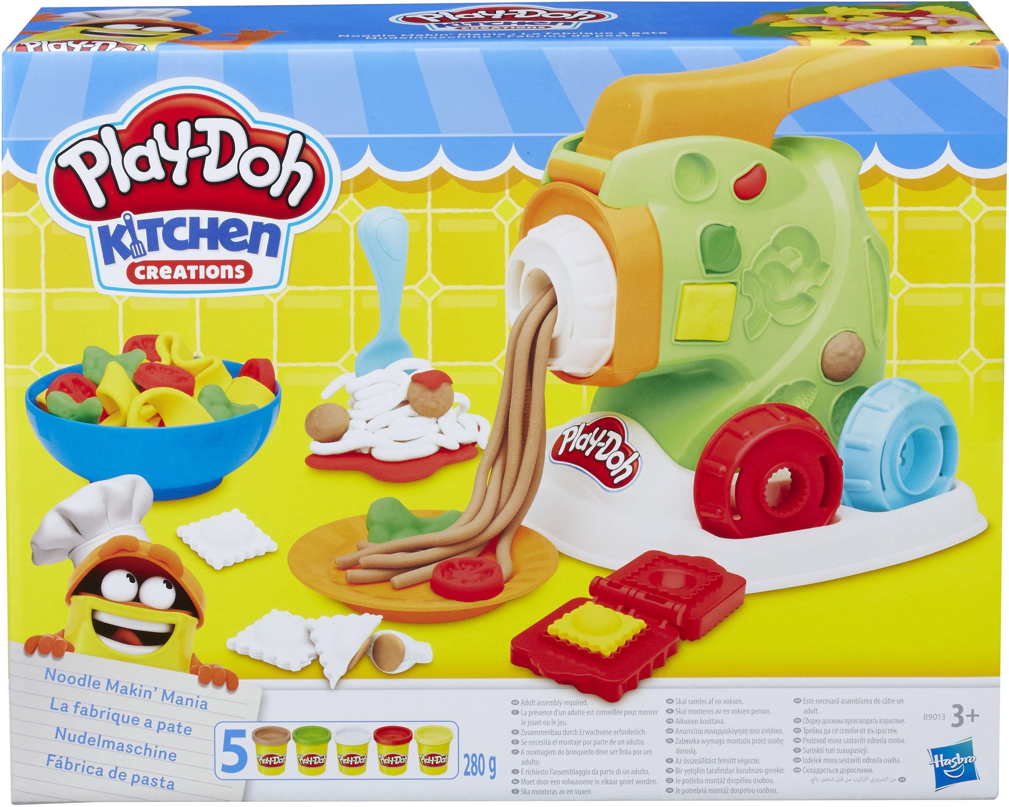 Hasbro Knetset, »Play-Doh, Nudelmaschine«