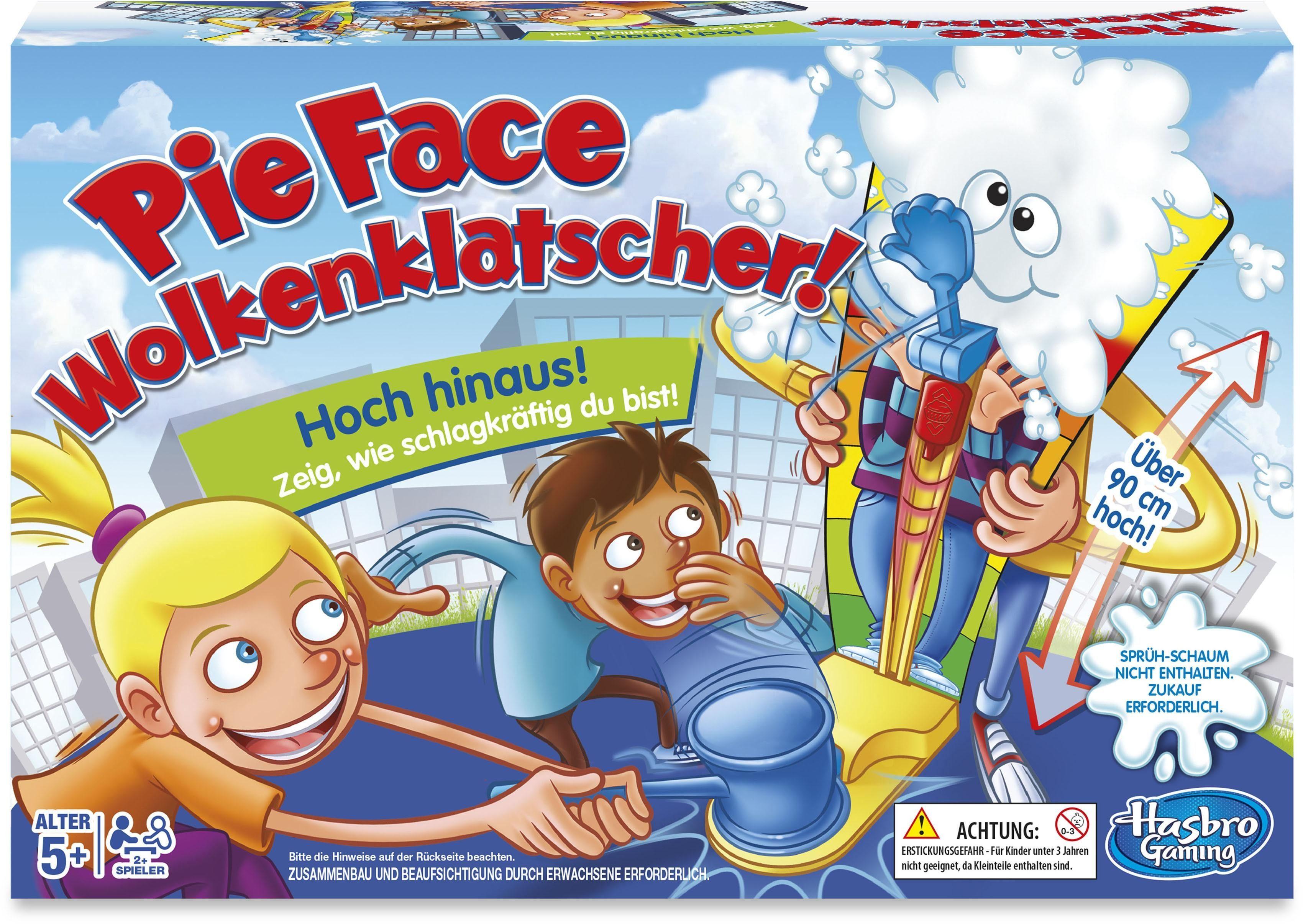 Hasbro Kinderspiel, »Pie Face Wolkenklatscher«