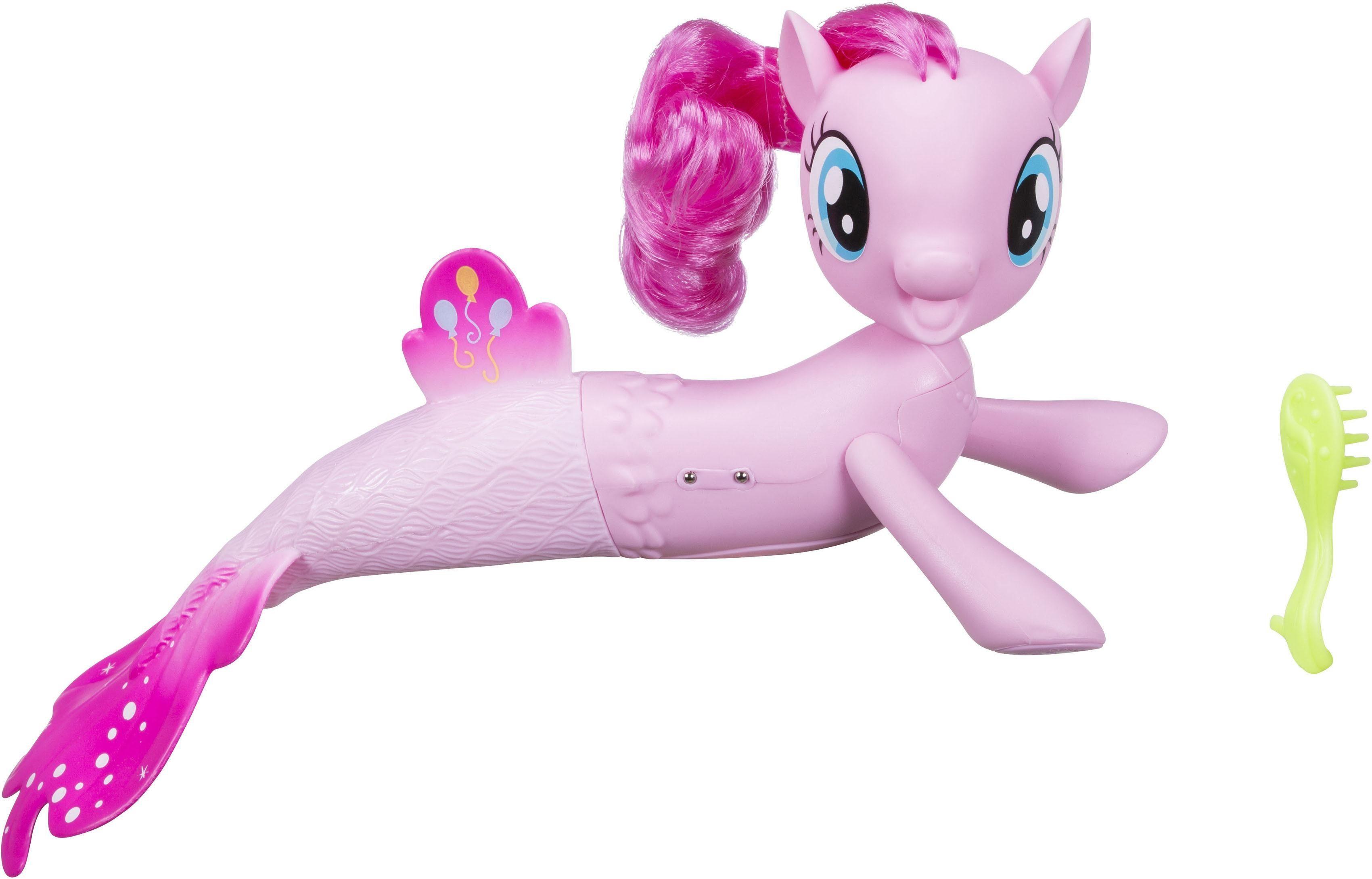 Hasbro Spielfigur mit Lichteffekt, »My little Pony, schwimmendes Seepony Pinkie Pie«