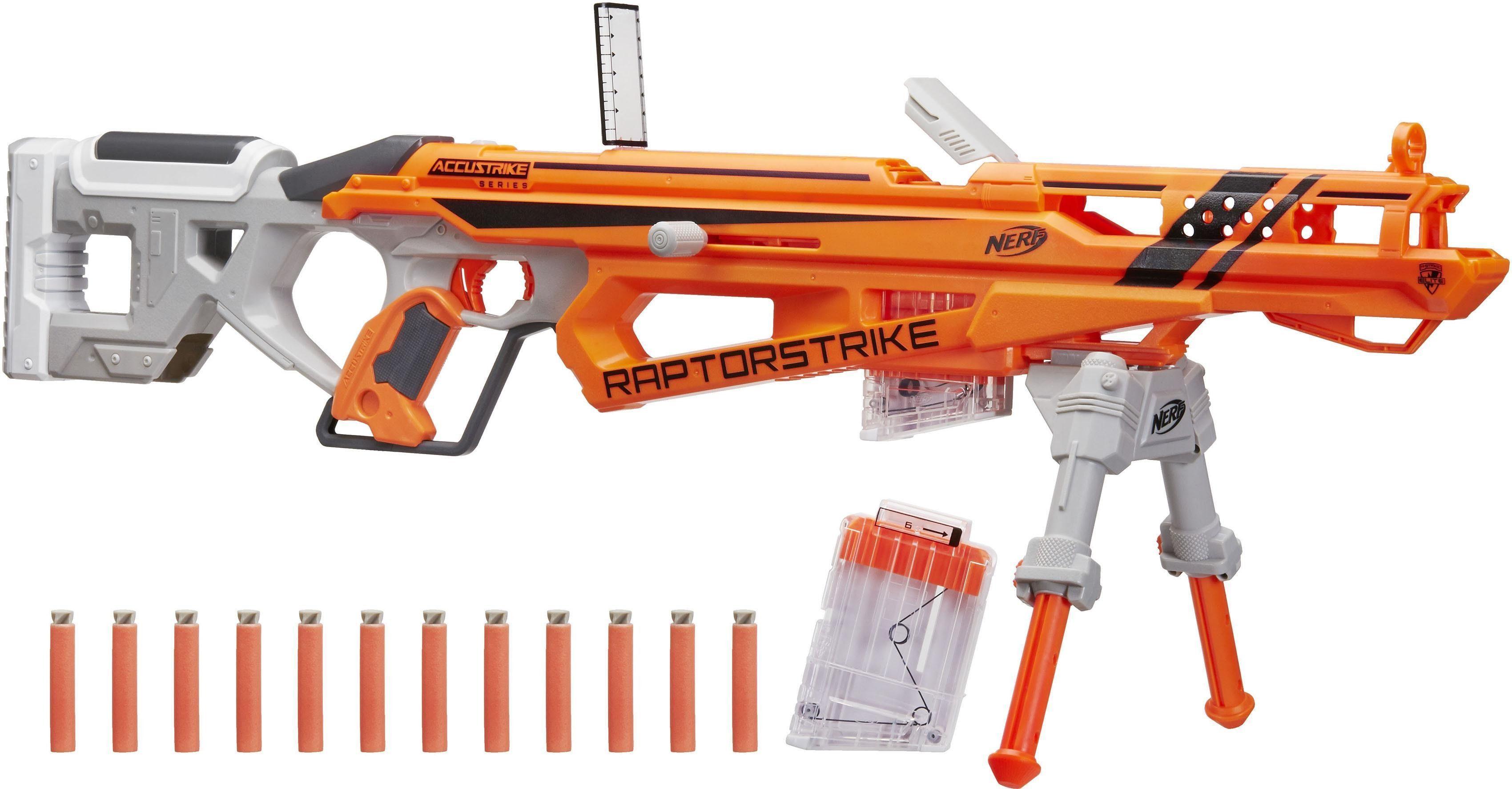 Hasbro Blaster, »Nerf N-Strike Elite AccuStrike RaptorStrike«