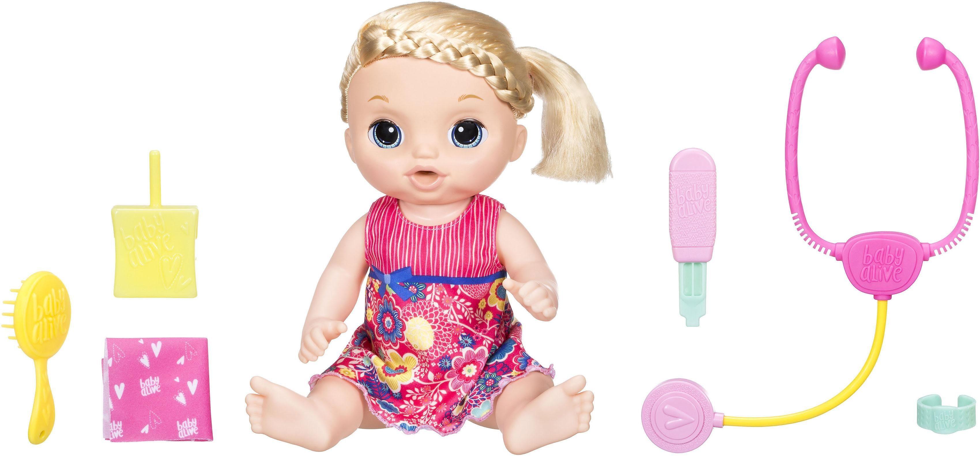 Hasbro Interaktive Puppe, »Baby Alive Schnupfnäschen«