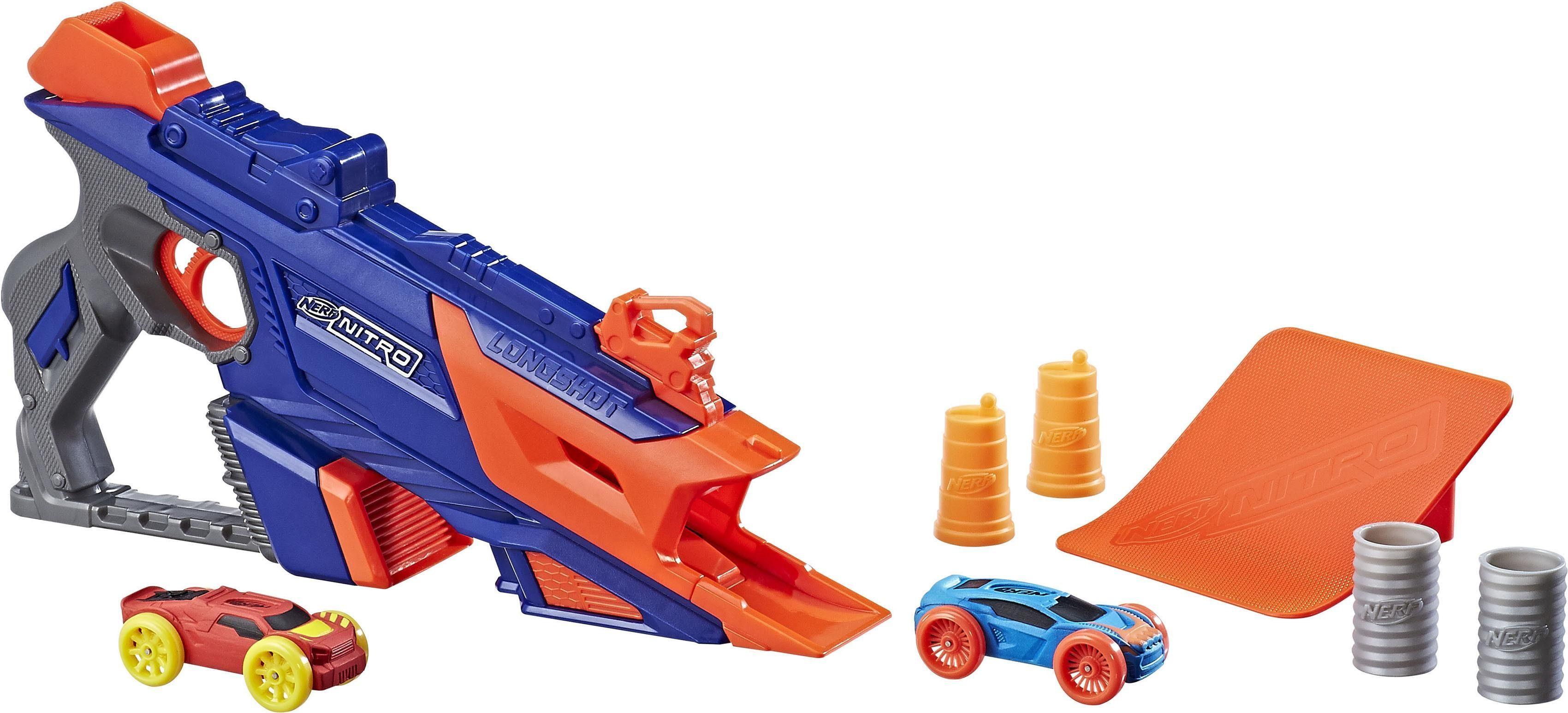 Hasbro Spiel Set, »Nerf Nitro LongShot Smash«