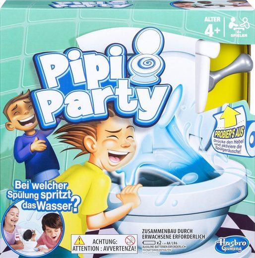 Hasbro Spiel, »Pipi Party«, mit Soundeffekt