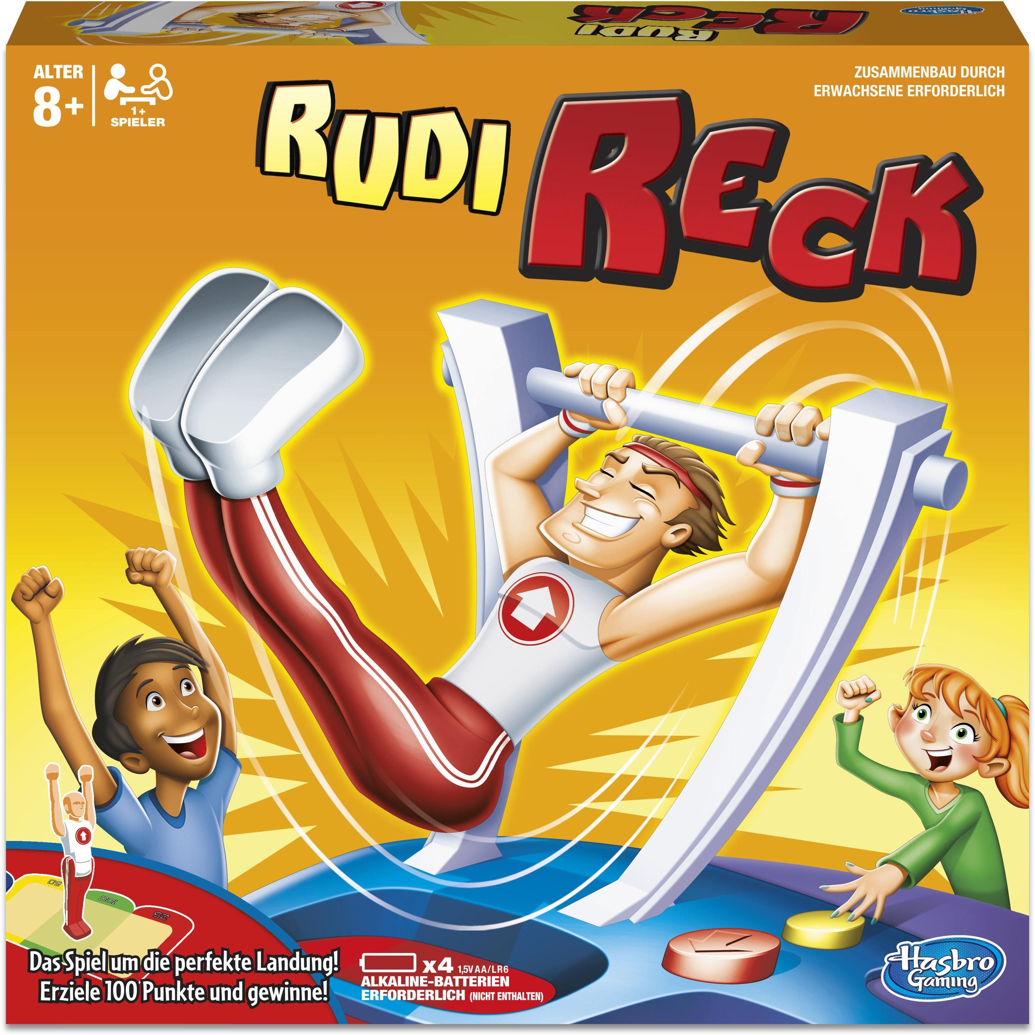 Hasbro Kinderspiel, »Rudi Reck«
