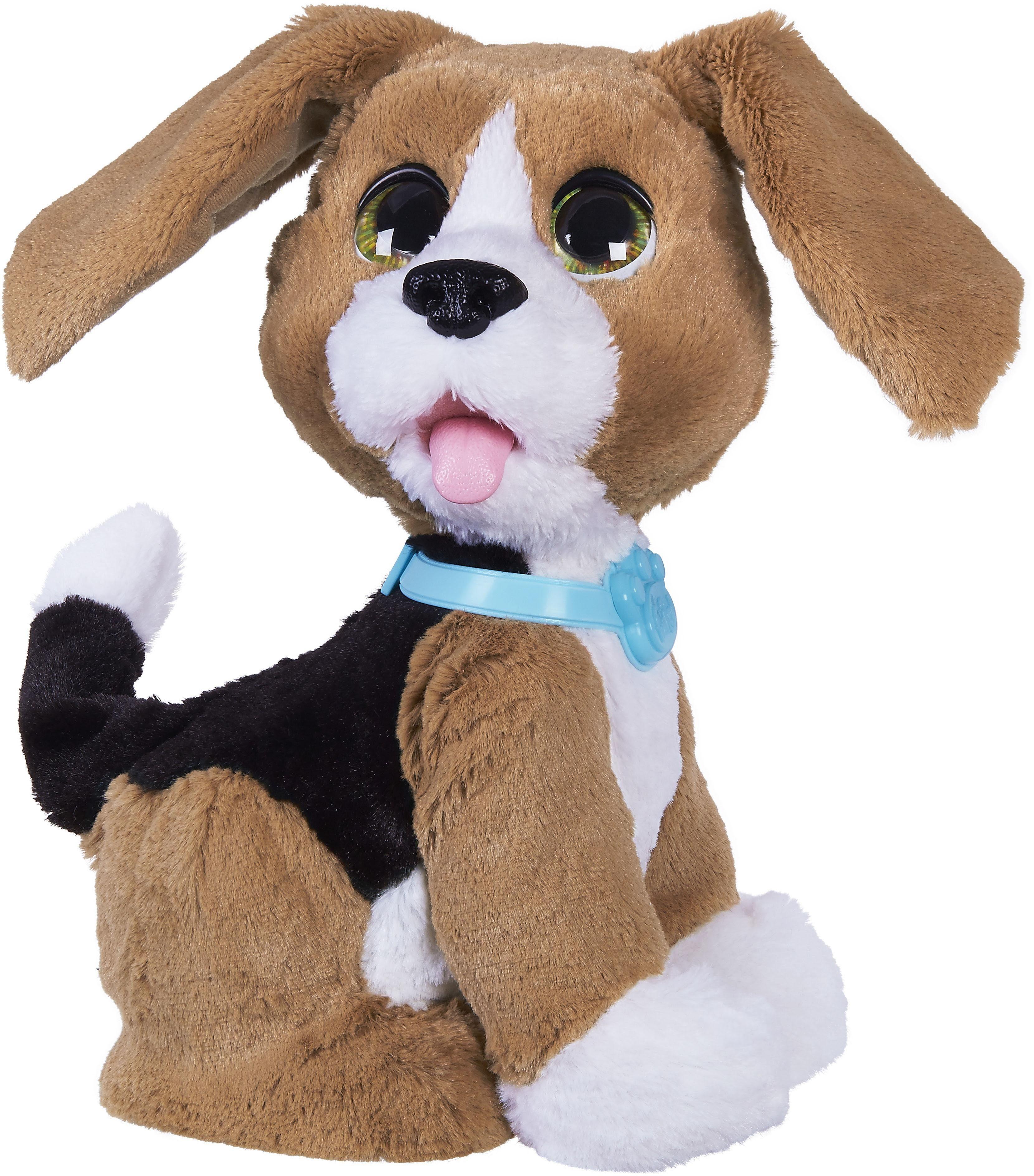 Hasbro Interaktives Plüschtier, »FurReal Friends Benni, der sprechende Beagle«