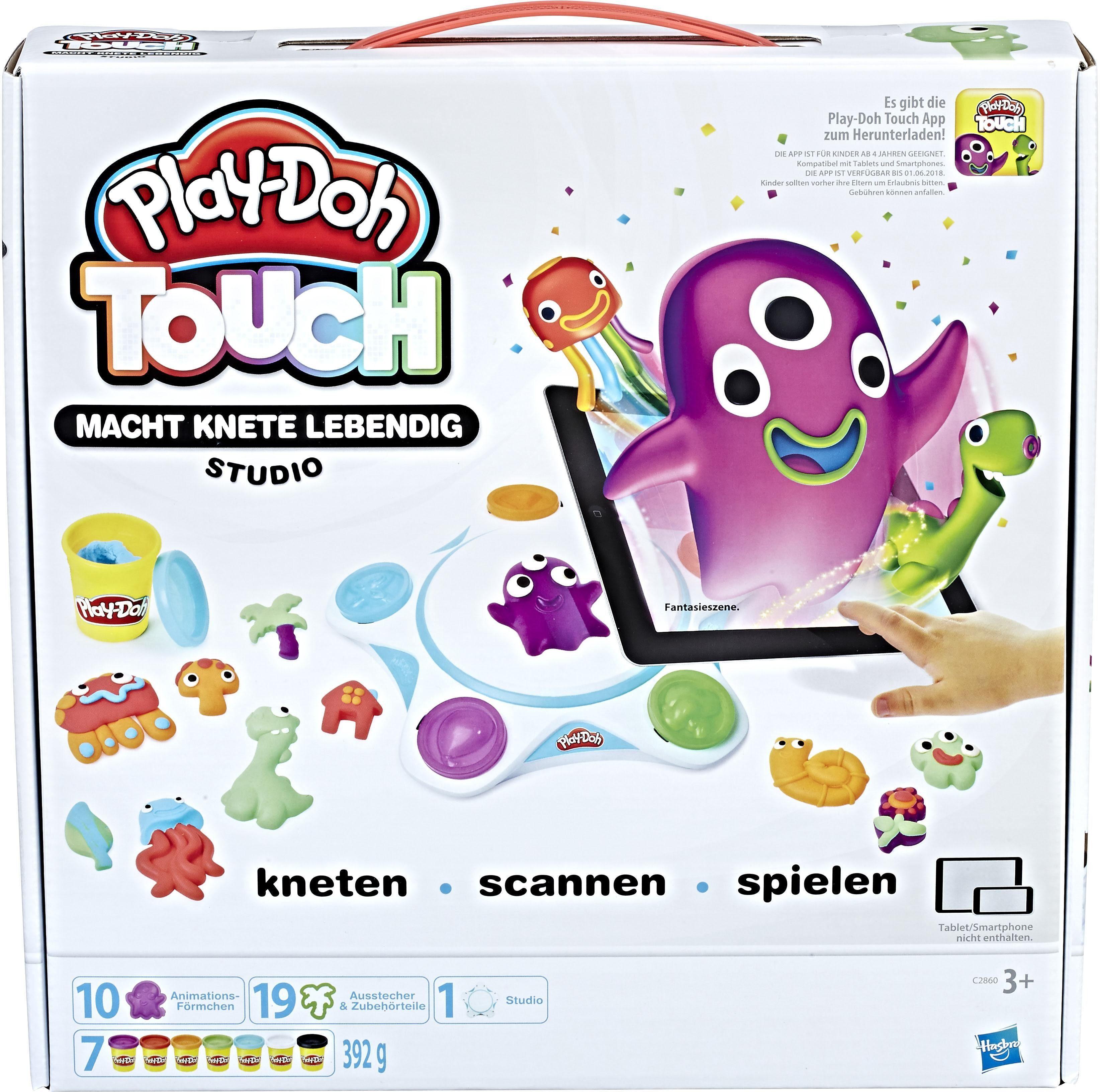 Hasbro Knetset, »Play-Doh, Touch Digital Studio«