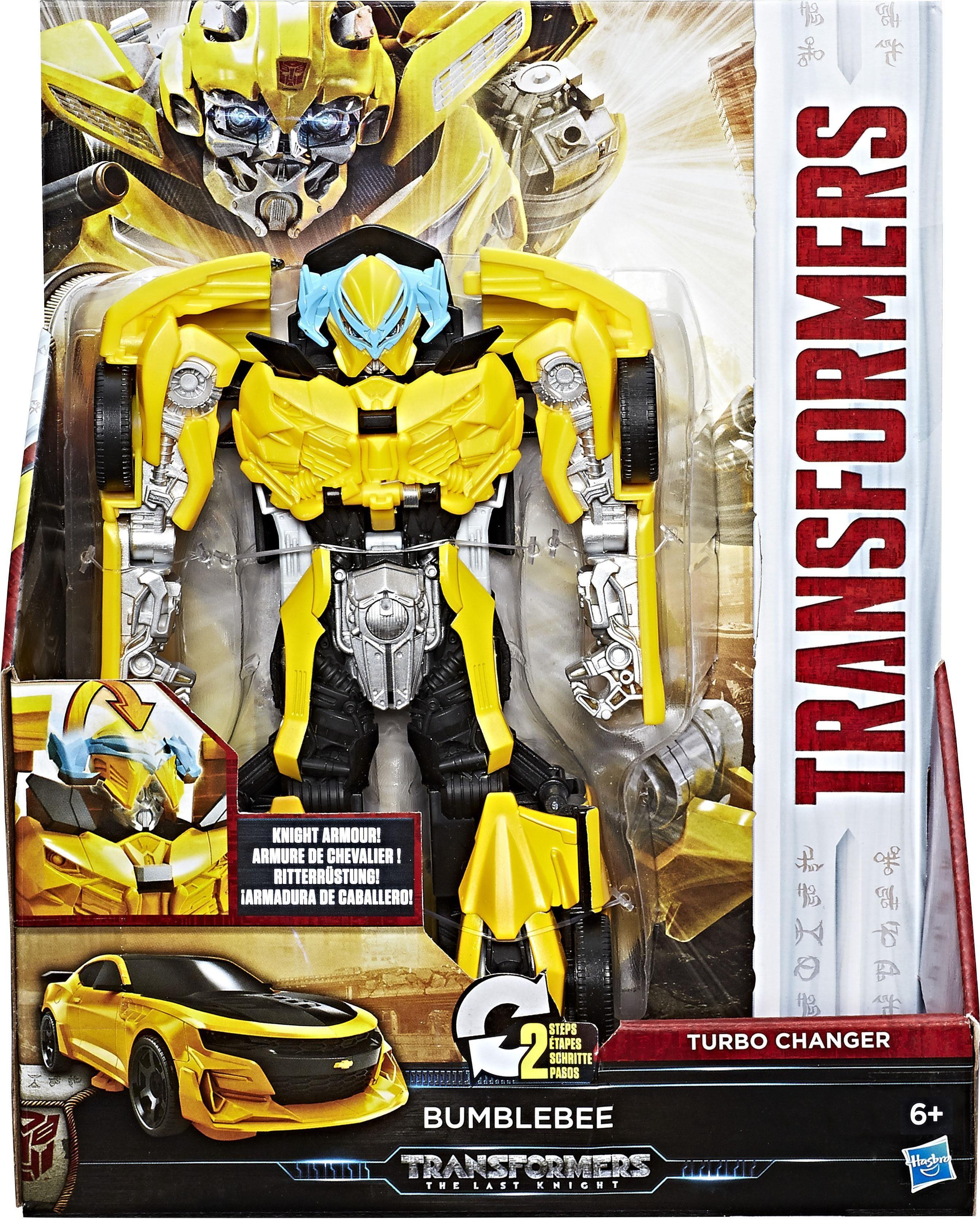 Hasbro Spielfigur, »Transformers 5, KnightArmor Turbo Changer Bumblebee«