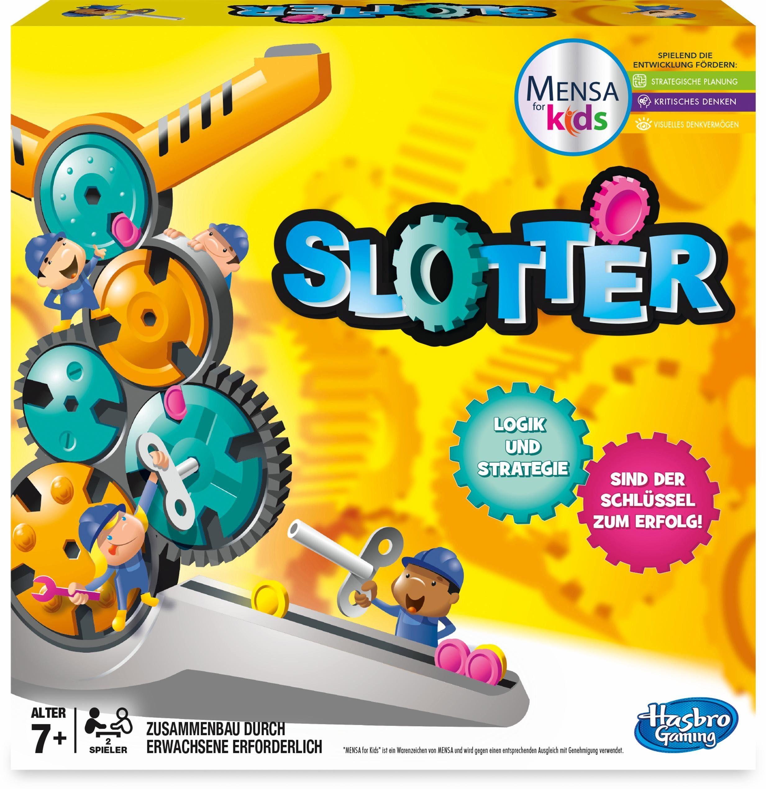 Hasbro Kinderspiel, »Slotter«