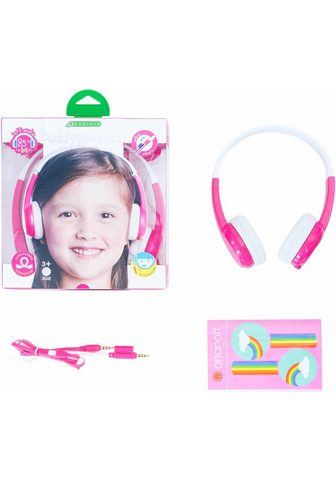 BUDDYPHONES? ? »Explore pink« Kinder-Kopfhörer
