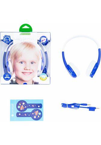 BUDDYPHONES? ? »Explore blau« Kinder-Kopfhörer