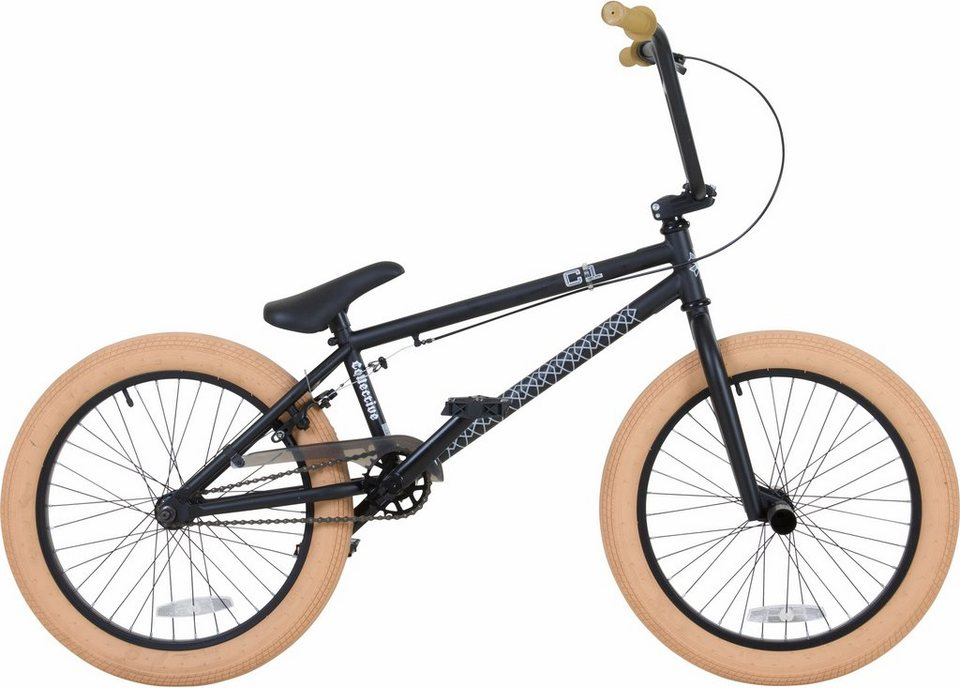 collective bikes bmx rad c1 pro park kaufen otto. Black Bedroom Furniture Sets. Home Design Ideas