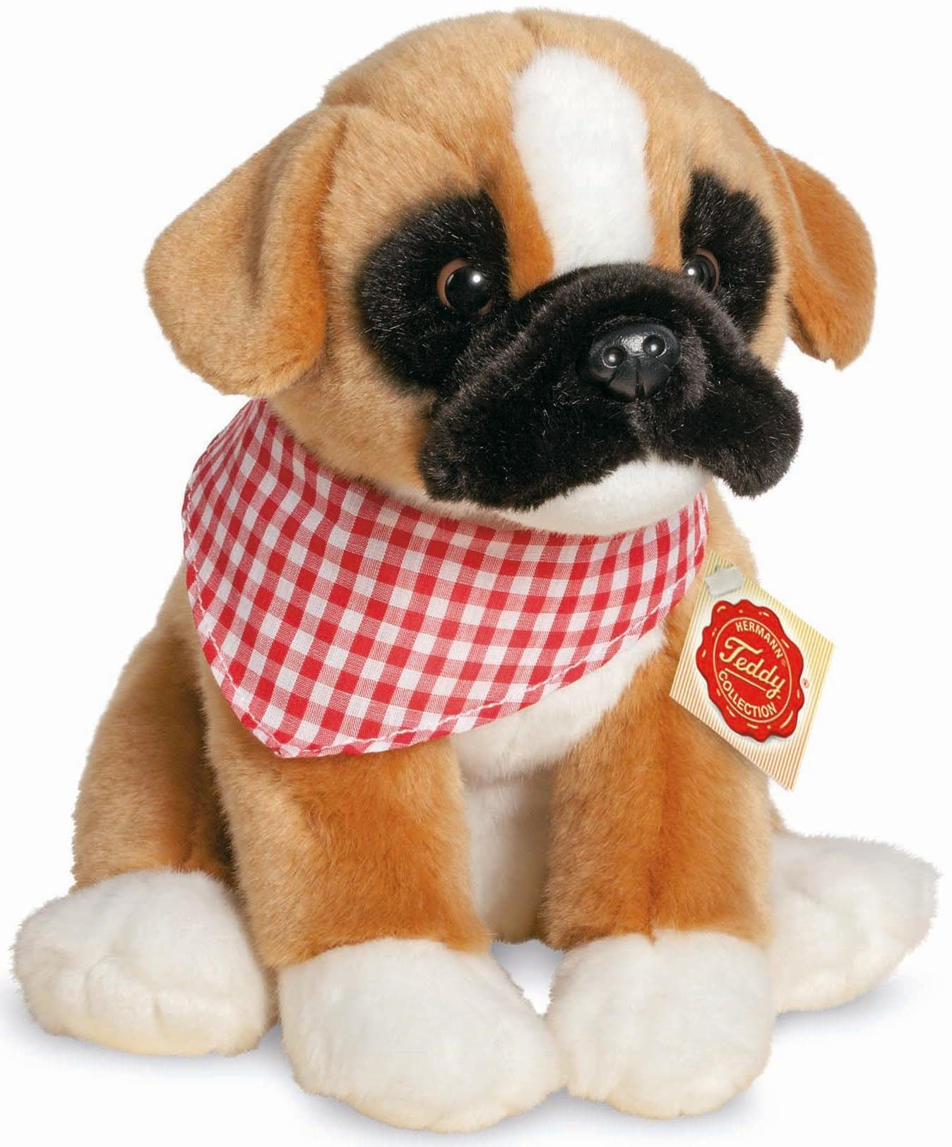 Teddy Hermann® COLLECTION Plüschtier Hund, »Boxer, 24 cm«