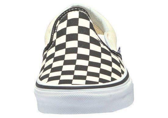 »checkerboard Sneaker Vans on« Classic Slip dxxpvq7g