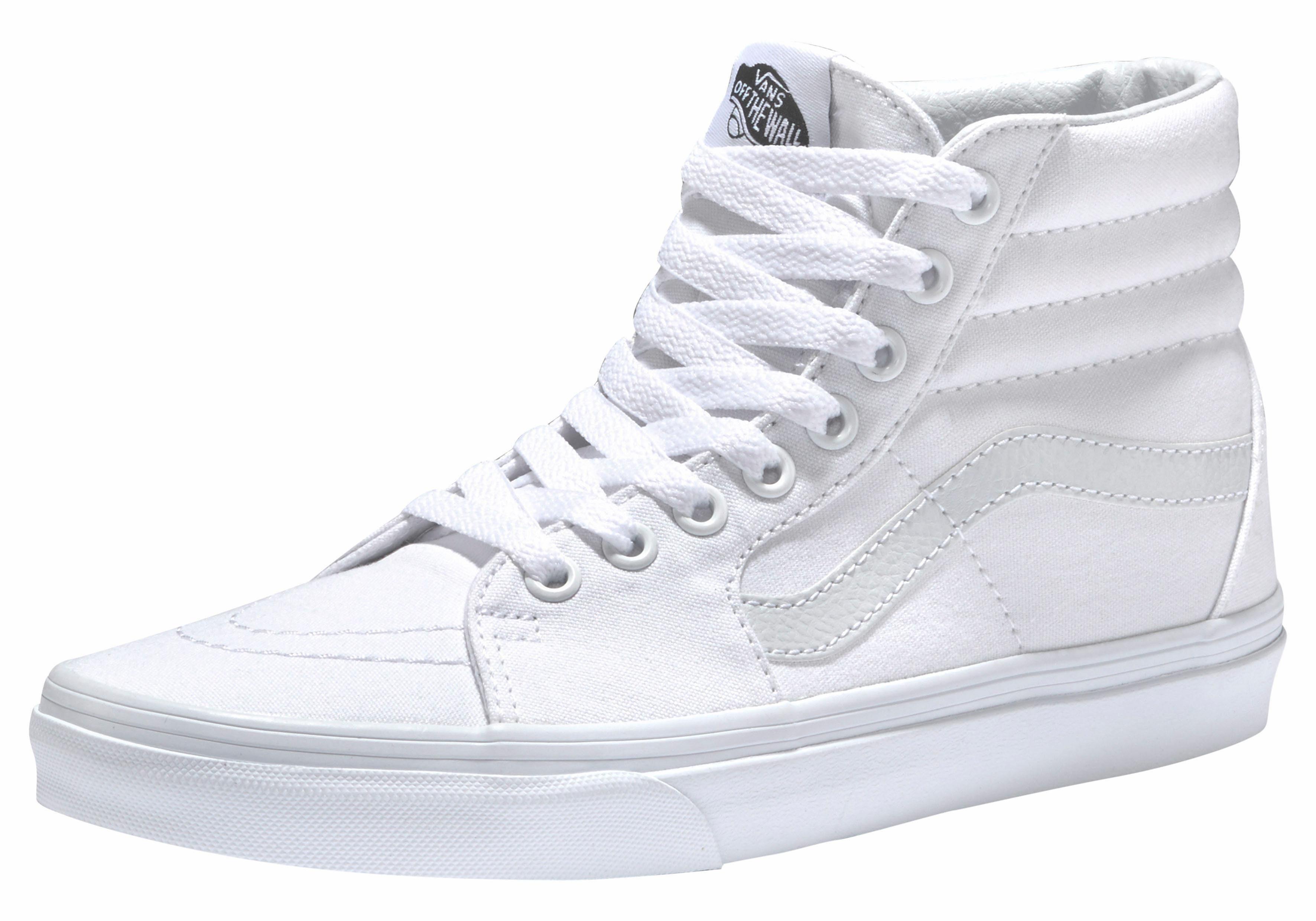 Vans SK8-Hi Mono Sneaker online kaufen  weiß-weiß