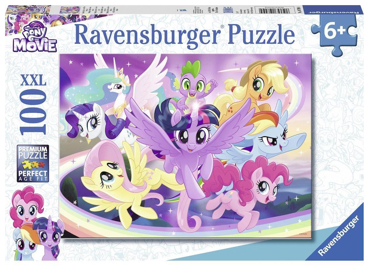 Ravensburger Puzzle, 100 XXL Teile, »My Little Pony - Twilight Sparkle und ihre Freunde«