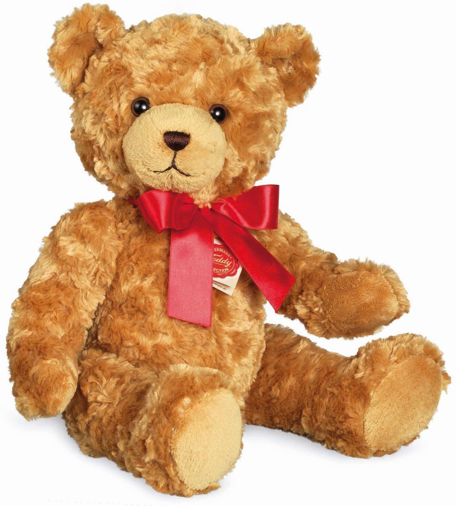 Teddy Hermann® COLLECTION Plüschtier, »Teddy mit Stimme, 40 cm«