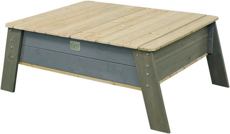 EXIT Sandkasten »Aksent XL«, BxLxH: 138x94x50 cm