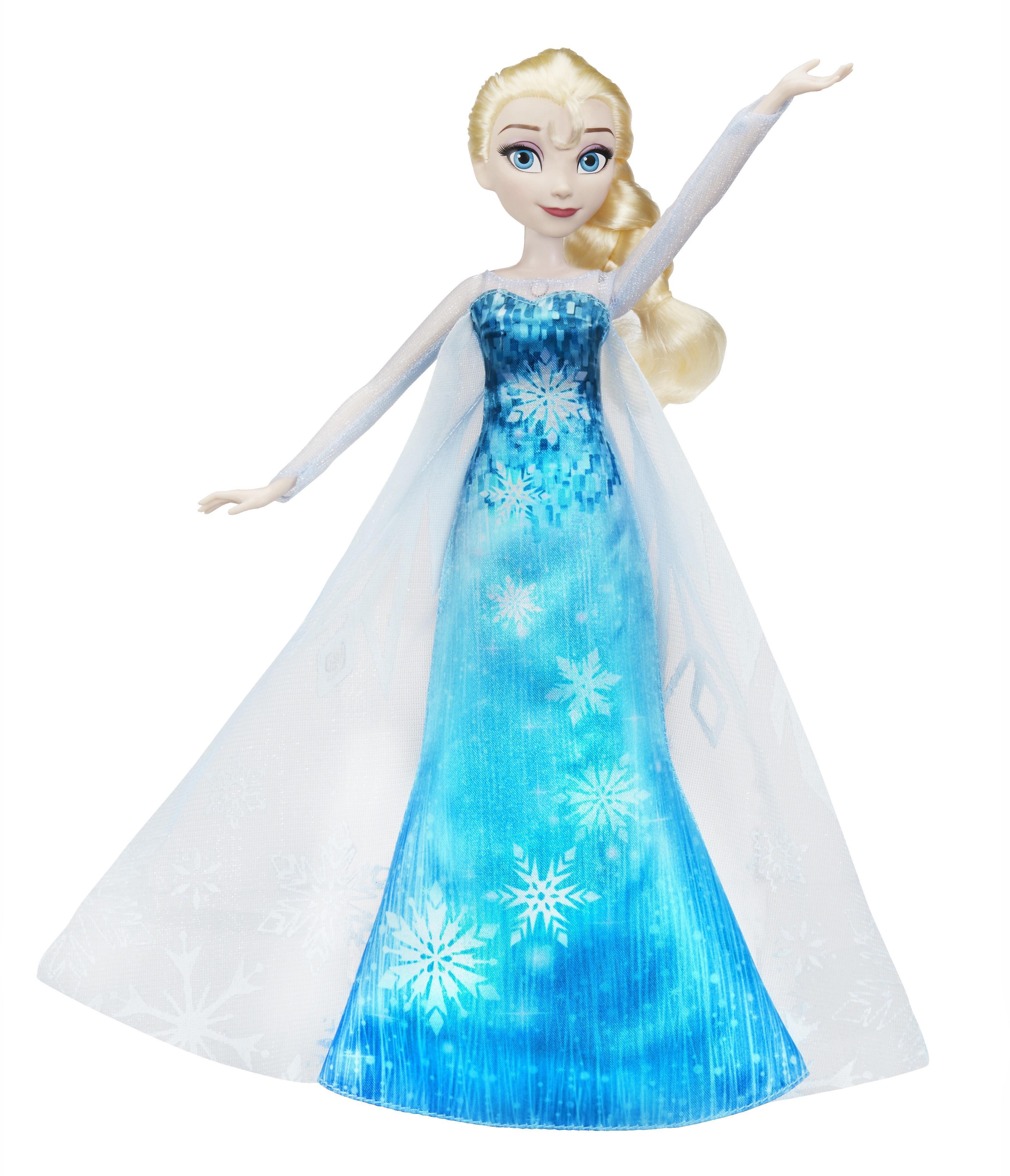 Hasbro Puppe - Die Eiskönigin, »Zaubermelodie Elsa«