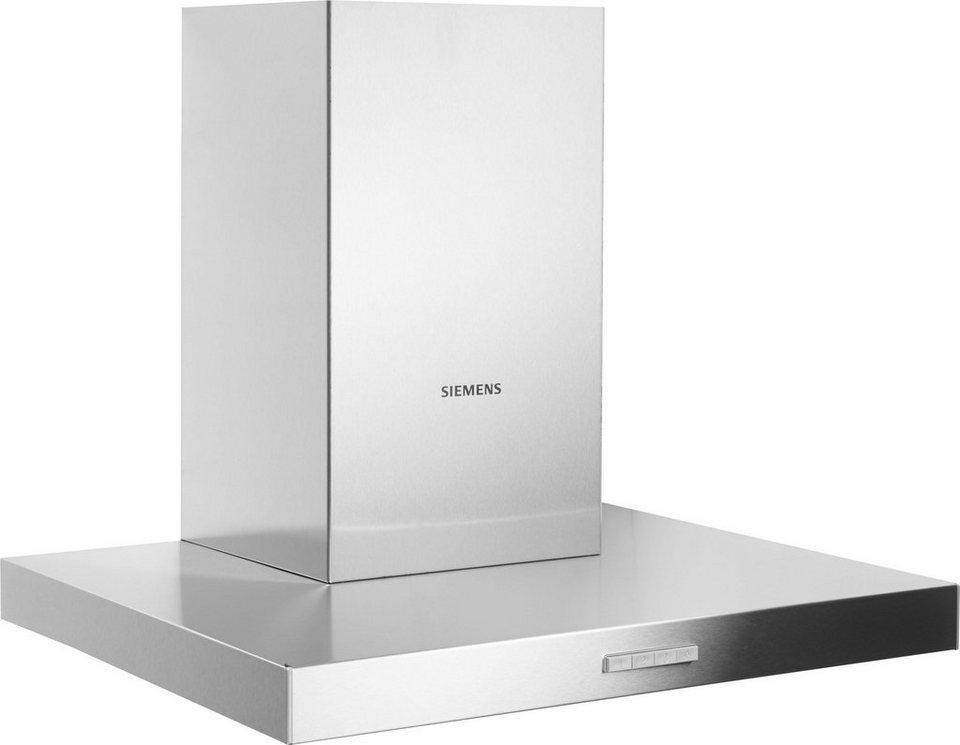 Siemens wandhaube lc64bbc50 3 gebläsestufen online kaufen otto
