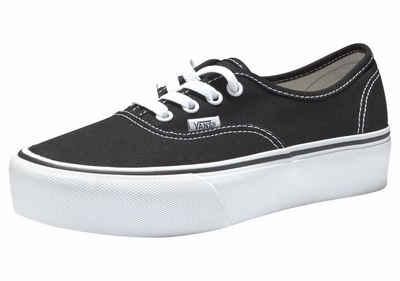60285723357b7b Plateau Sneaker » Sneaker mit hoher Sohle
