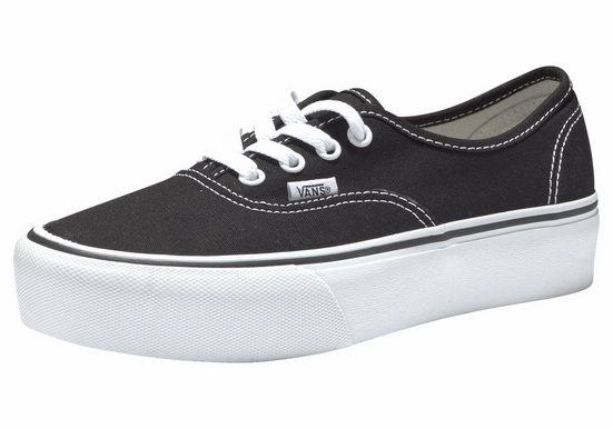 Vans »Authentic Platform« Plateausneaker