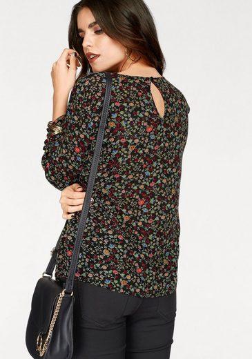 Vero Moda Shirtbluse VENICE, mit Allover-Blumenmuster