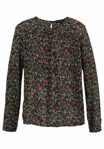 Vero Moda Shirtbluse Venise, Avec Un Motif Floral Allover