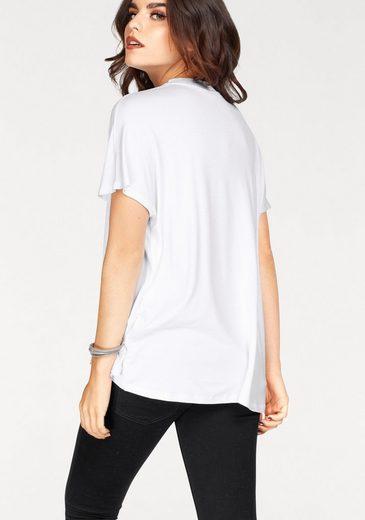 Only Oversize-Shirt KIRA, mit Choker
