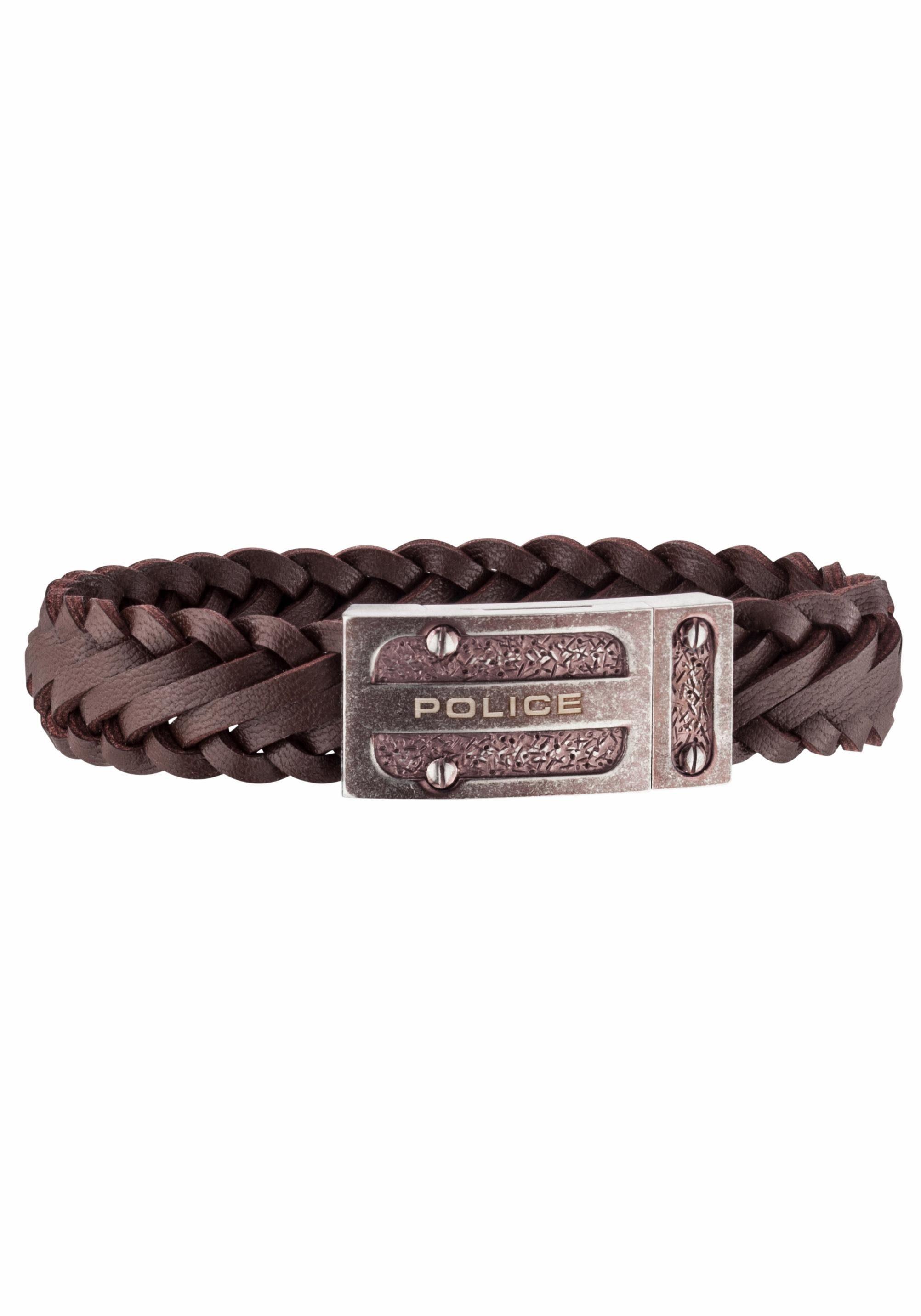 Police Armband »CENTAUR, PJ26057BLEBR.03-L«