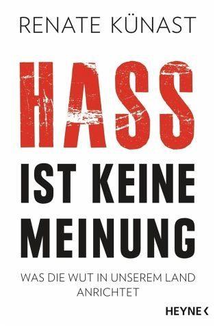 Broschiertes Buch »Hass ist keine Meinung«