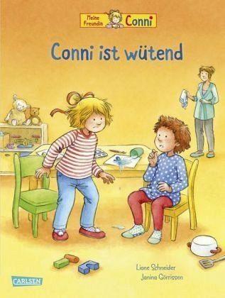 Gebundenes Buch »Conni ist wütend«