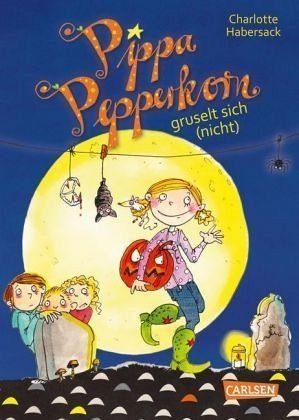 Gebundenes Buch »Pippa Pepperkorn gruselt sich (nicht) / Pippa...«