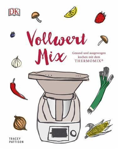 Gebundenes Buch »Vollwert Mix«