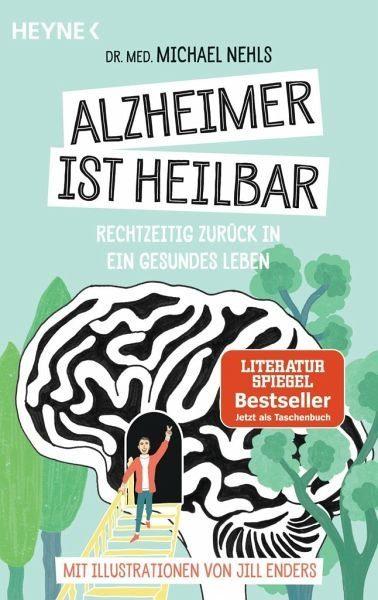 Broschiertes Buch »Alzheimer ist heilbar«