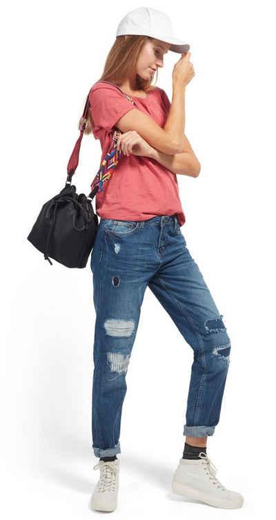 premium selection b961f fa01c Tom Tailor Denim Destroyed Jeans online kaufen   OTTO