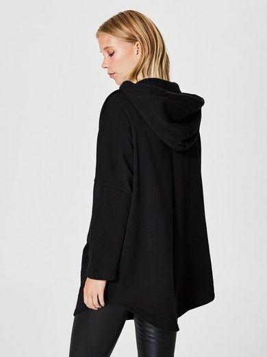 Selected Femme Sweat Poncho