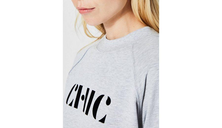 Selected Femme Print- Sweatshirt Verkauf Beliebt Footlocker Zum Verkauf Rabatt Offizielle Seite KzXES5r9E