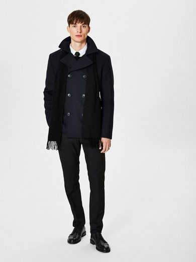 Selected Homme Woll- Mantel