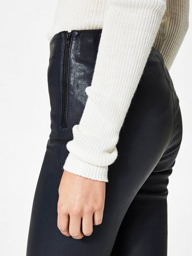 Selected Femme Stretch- Lederhose