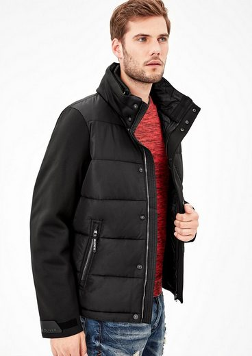 s.Oliver RED LABEL Steppjacke im Sportswear-Look