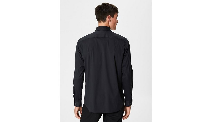 Für Billig Günstig Online Selected Homme Regular-Fit- Hemd Günstig Kaufen Vermarktbare LOKLq